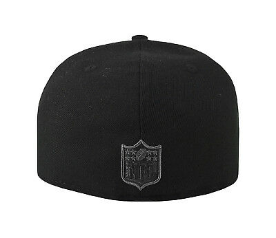 3d6fbbaf007 ... wholesale 1 of 5free shipping new era 59fifty nfl cap dallas cowboys  basic fitted hat black