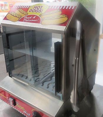 Hotdog steamer, HOT DOG MACHINE, Hotdog Steamer Machine MADE IN USA 6
