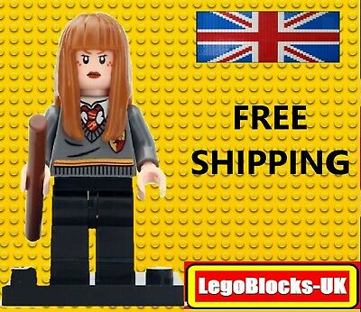Custom Lego compatible Harry Potter QUIDITCH ROBES CHASER XMAS STOCKING FILLER 4