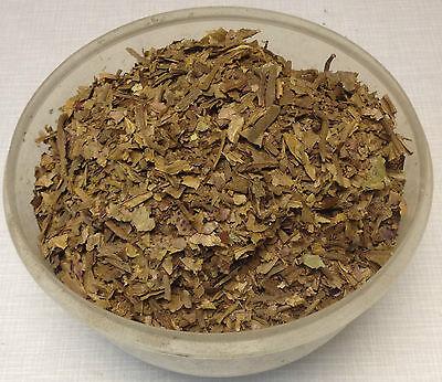 0,5kg Seemandelbaumblätter + Stiele gehäckselt, Bodengrund oder Zugabe im Teich 2