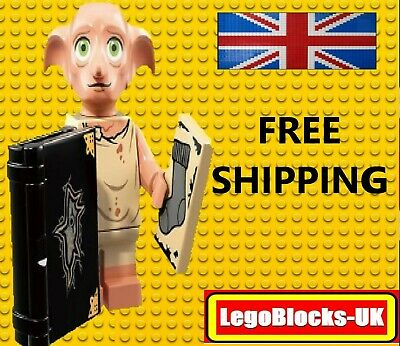 Custom Lego compatible Harry Potter QUIDITCH ROBES CHASER XMAS STOCKING FILLER 3