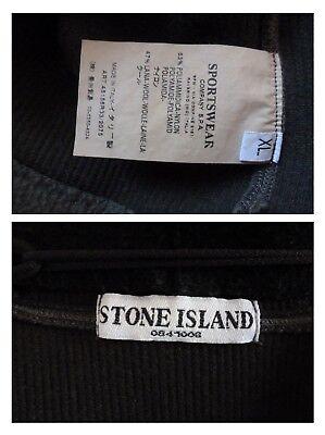 arriving classic styles best sale STONE ISLAND HOODED Hood Sweater Sportswear Company Maglione ...