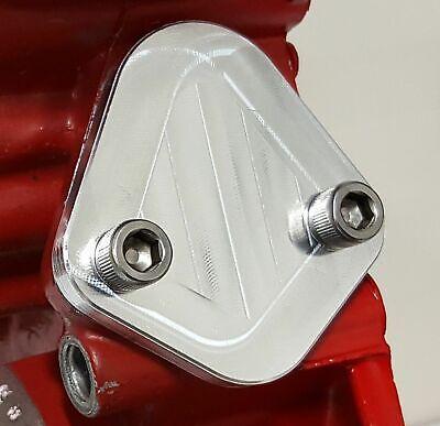 Fuel Lift Pump Block Off Plate Fits Cummins 4BT /& 6BT Engines F115