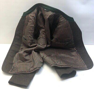 ☛ Originale dunkelbraune Miesbacher Trachten Jacke Karl Jäger  Gr:46/48 ☚ 5