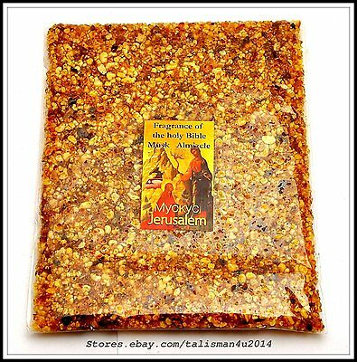 Incense Burn Fragrance Of The Holy Bible Musk Almizcle From holyland Jerusalem.