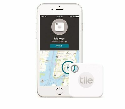 NEW Tile Mate &Tile Pro (Black & White) with Replaceable Battery Anything Finder 3