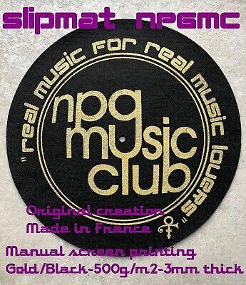 FEUTRINE   NPGMC  Prince    exclusive   slipmat 3
