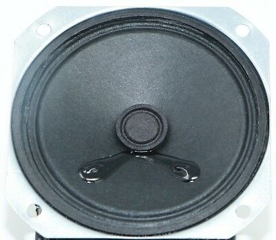 3 Inch Square Frame Speaker Amp 4 Ohm Cigar Box Guitar Amplifier