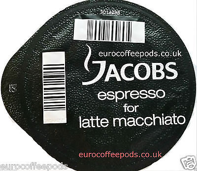 50 x Tassimo Jacobs Espresso Coffee T-discs (SOLD LOOSE) Expresso Pods 4