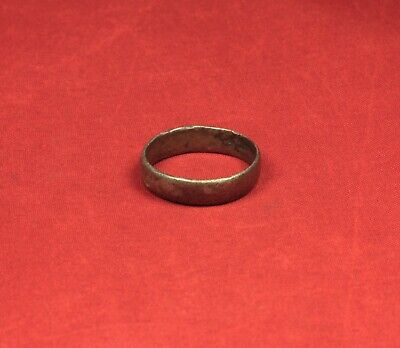 Late Medieval Silver Finger Ring - 17. Century 2