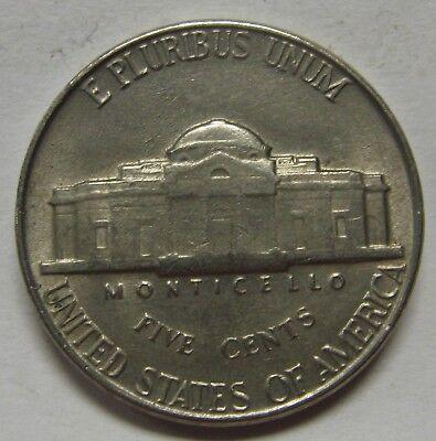 1953 Jefferson Nickel Nice Higher Circulated Grade Coin XF Range DUTCH AUCTION