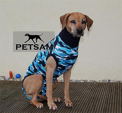 OP-Body Hund Wundschutz nach Operation Leckschutz Bauchverband Kastration  VSK