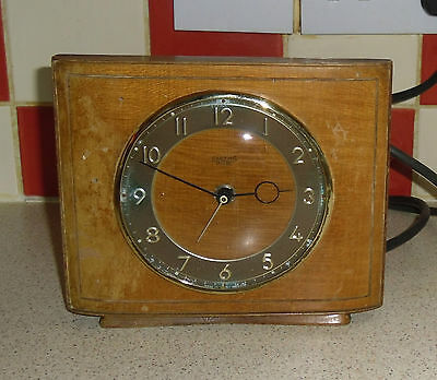 Smiths Sectric Mantel Clock. 1953/55. 12