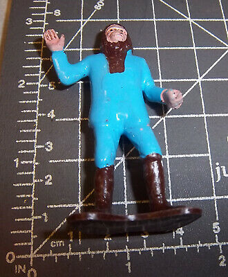 Vintage 1960s Planet of the Apes RARE Cornelius plastic Figure, NANCO brand 2
