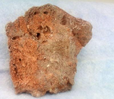 """Olduwan"", Homo habilis. Lower Paleolithic . Hand Tool-Axe with ART.Rift valley"