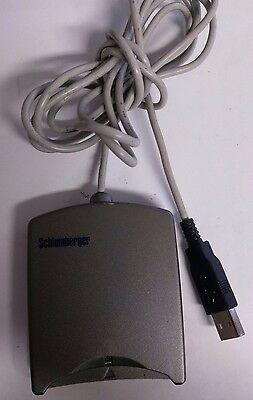 Schlumberger Reflex USB Smart Card Reader  #903100 R1.1