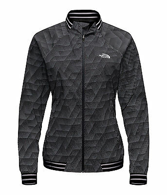 595051aca THE NORTH FACE RAPIDO MODA REFLECTIVE Running Cycling Safety Jacket Grey S  M Med