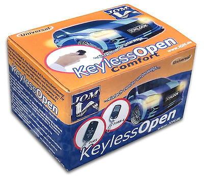 2KA,2KH,2CA,2CH Funk Klappschlüssel ZV Nachrüsten JOM z.B VW Caddy III Kasten