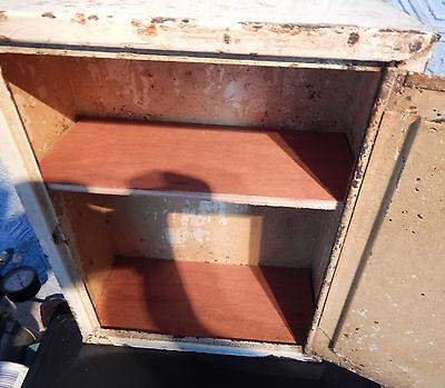 Geniune Shabby Chic Bathroom/Medicine Cabinet 28x35cms 4