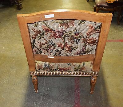 Pair of 20th C. Upholstered Armchairs #5602 4
