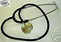 Halloween, Arzt Kostüm, Krankenpfleger, Set mit Stethoskop Gr. XL