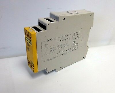 WIELAND Safety Relay SNE 4004K     R1.188.0520.0