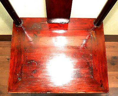 Antique Chinese High Back Chairs (5639) (Pair), Circa 1800-1849 5