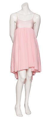 Donne Ragazze Rosa Pallido Lirico Abito Contemporaneo Balletto Danza Costume 8