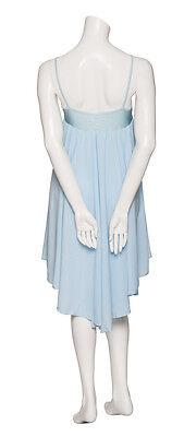 Donne Ragazze Blu Pallido Lirico Abito Contemporaneo Balletto Danza Costume 4