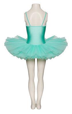 Donne Ragazze Verde Menta Ballet Costume Tutu Outfit Tutte Le Misure Da Katz 2