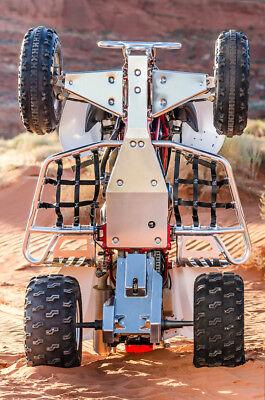 XFR Full Frame Engine Skid Glide Plate Yamaha Blaster YFS 200 88-06 FPE201