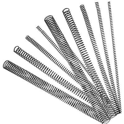 Canutillo Espiral Metalica Encuadernacion Paso Normal 5:1 2