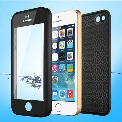 Waterproof Shockproof Hybrid TPU Phone Case Full Cover Fr iPhone X 7 6s 6 8 Plus 4