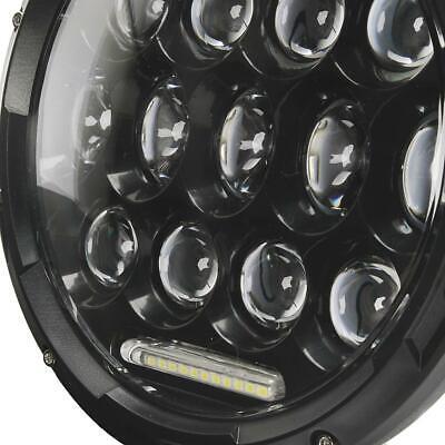 "2X 7"" INCH 280W LED Headlight Hi/Lo Beam DRL For Jeep Wrangler CJ JK LJ Rubicon 11"