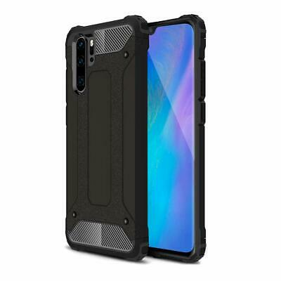 For Huawei P30 / Pro Lite Shockproof Heavy Duty Armour Tough Hard Cover Case 5