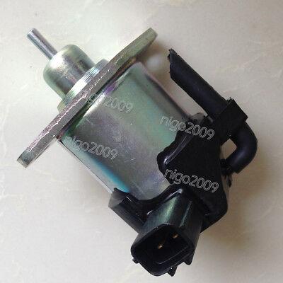 1C010-60017 12V FUEL Shut Off Solenoid Fit for Kubota V1505 V2403 V3307  V3800