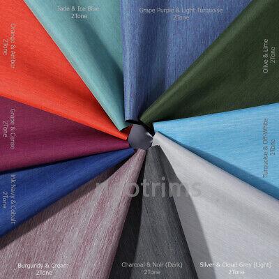 Waterproof Canvas Fabric 2 Tone Marl,600 Denier,PVC,Heavy Duty,Water Resistant 3