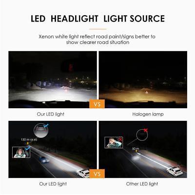 Cree 9005 9145 H10 9140 1900W 285000LM LED Headlights Conversion Kit 6000K White 3