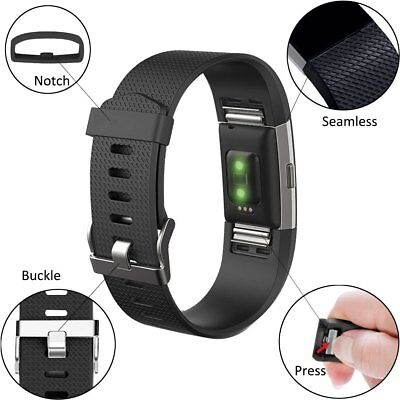 Replacement Strap For FitBit Charge 2 Sports Bracelet Watch Wristband Loop Band 4