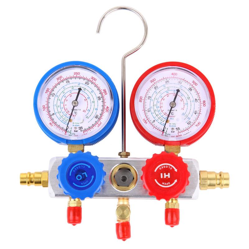 Manometro R404a R22 R410a R134a Aria Condizionata Condizionatore Manometrico PSI