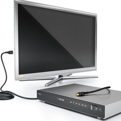 deleyCON 3m HDMI Kabel HDMI 2.0 kompatibel 4K UHD 2160p FULL HD 1080p 3D ARC HDR