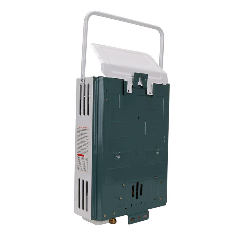 6L 12KW Propane Gas Durchlauferhitzer Warmwasserbereiter Wasserspeicher 6