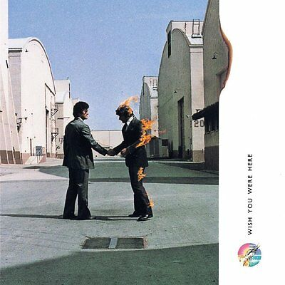 Pink Floyd - Wish You Were Here: Remastered Cd Album (2016) 2