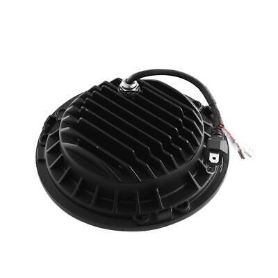 "Pair 7"" INCH 200W LED Headlights Halo Angle Eye For Jeep Wrangler CJ JK LJ 97-18 3"