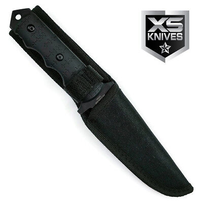 "9"" Navy SEALs Tactical Combat Bowie Knife w/SHEATH Military Fixed Blade Survival 8"