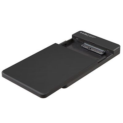 Inateck FE2004 USB 3.0 Externes Festplattengehäuse 2.5 Zoll SATA SSD HDD