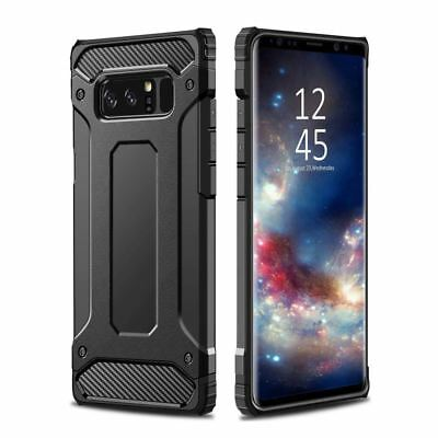 Hybrid Armor Shockproof Rugged Bumper Case For Samsung Galaxy S7 Edge S8 Note S9 8