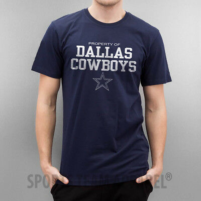Dallas Cowboys Jersey T-Shirt Authentic 2