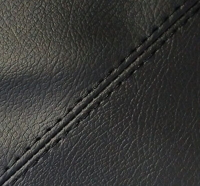 Door Armrest Leather Synthetic Cover for Dodge Charger 11-19 Black 3