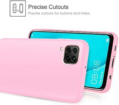 Cover Custodia Per Huawei P40 Lite P30 Lite  + Pellicola Vetro Temperato  Tpu 7